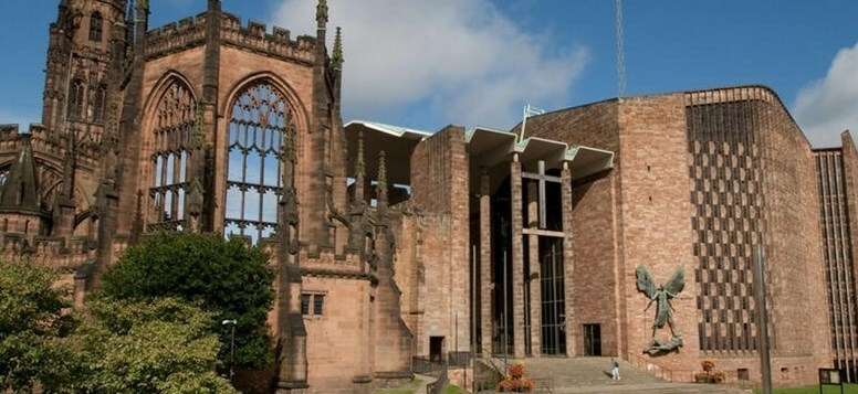 The Coventry Cathedral Abseil!
